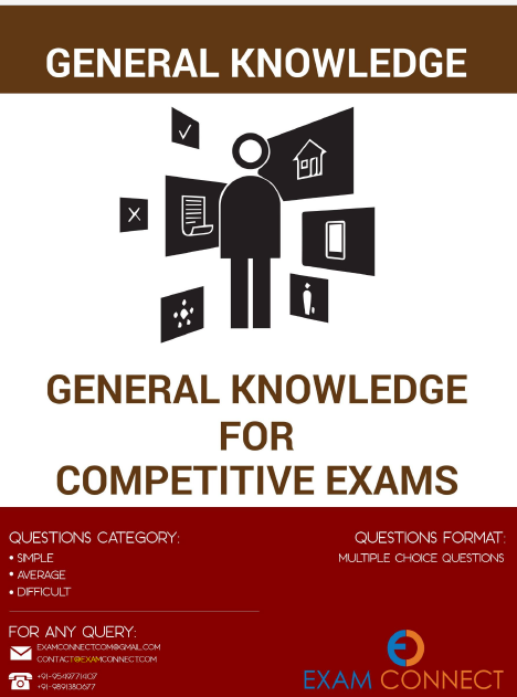 General Awareness for Competitive Exams